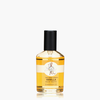 Harga The Body Shop Vanilla Eau de Toilette 30 mL