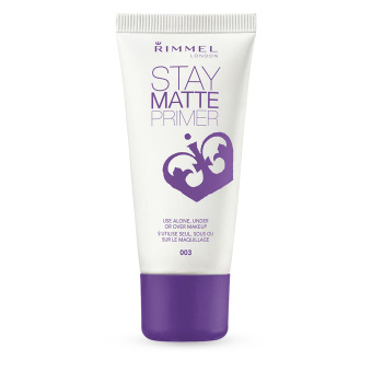 Harga Rimmel London Stay Matte Primer
