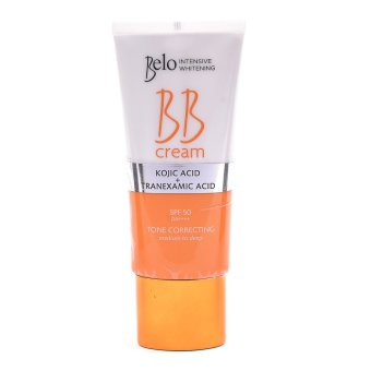Belo BB Cream Kojic Acid Tranexamic Acid SPF50 Price Philippines