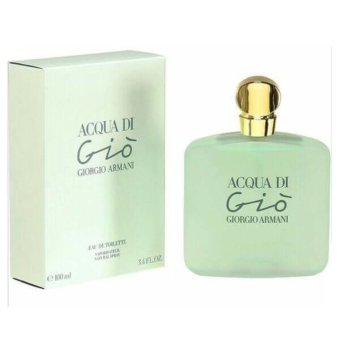 Giorgio Armani Acqua Di Gio Women 100ml Price Philippines