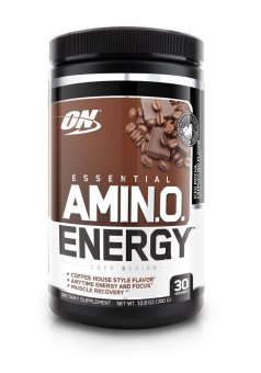 Optimum Nutrition Amino Energy, Iced Mocha Cappucino, 30 Servings Price Philippines