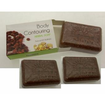 Body Contouring Soap 100g x 3 bars Price Philippines