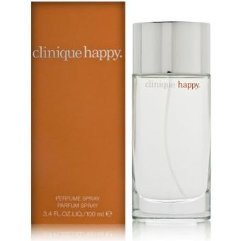 Harga Clinique Happy Eau De Parfum 100ml