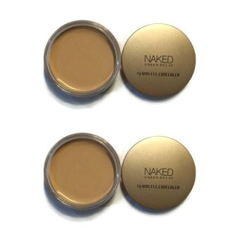 Harga GlamSkin Naked Seamless Concealer Set of 2