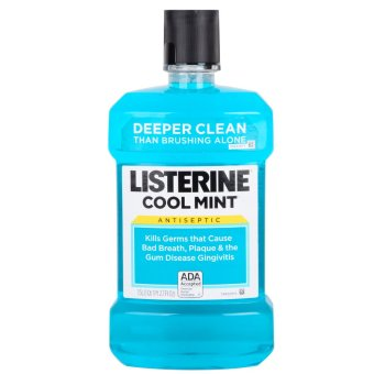 Listerine Antiseptic 1.5L (Cool Mint) Price Philippines