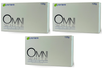 JC Premiere OMNI WHITE Soap 135g (Set of 3) Price Philippines