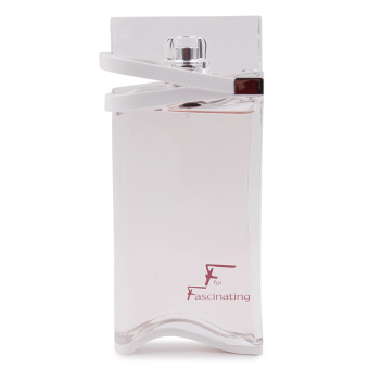 Harga Salvatore Ferragamo F for Fascinating Eau De Toilette for Women 90ml