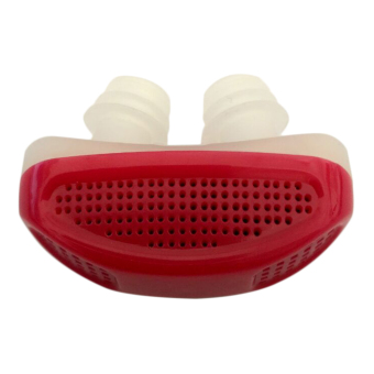USTORE New Anti Snore Nose Clip Breathe Easy Care Relieve Snoring Aid Apparatus Rose red Price Philippines