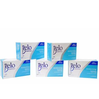 Belo Moisturizing Bar 90G 5'S 330044 Price Philippines