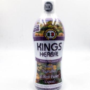 Kings herbal fruit,vegetables & herb fusion Price Philippines
