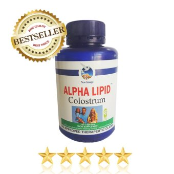 Harga Alpha Lipid Colostrum Dietary Supplement 120 Capsules