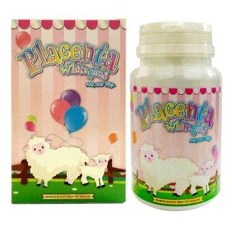 Placenta White Plus+ 100,000mg 30 Softgels