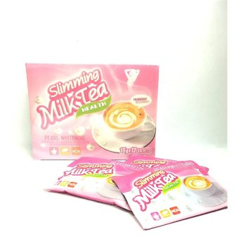 Harga Pearl Slimming Milk Tea with Whitening