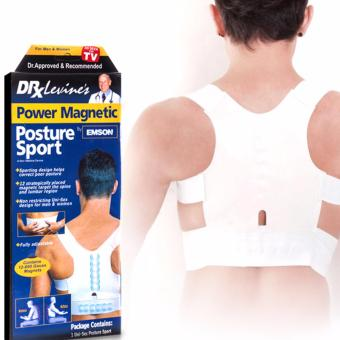 Harga Power Magnetic Posture Support NY-27 (XL)
