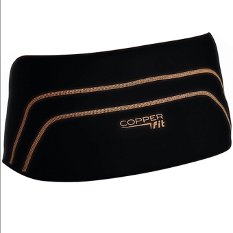 Back Pro Unisex Copper Fits Waist (Black) Price Philippines