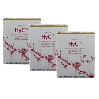 FINE Premium HyC150 Anti Aging Hyaluron and Collagen Powder Drink Sachet Box of 14 Set of 3 Price Philippines