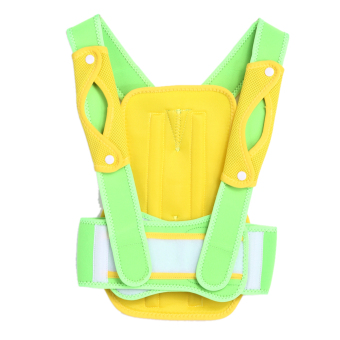 Back Posture Brace Corrector Shoulder Support Band Posture Correct Belt (Yellow) (M) Price Philippines