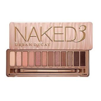 Harga Urban Decay NAKED 3 Eyeshadow Palette Earth Color OEM