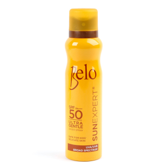 Belo Sunexpert Ultra Gentle Sheer Spray SPF 50 PA+++ 140ml Price Philippines