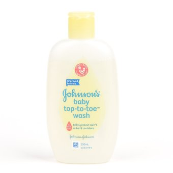 Harga Johnsons Baby Bath x48 Top To Toe Wash 200ml