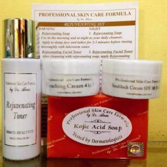 Harga Rejuvenating Set by Dr. Alvin