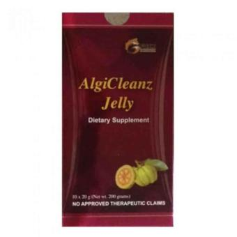 Slimming Algicleanz jelly - Lose Weight Challenge in 10 Days