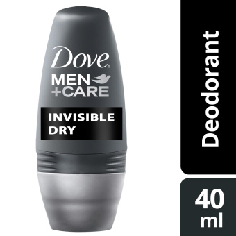 Harga Dove Men Deodorant Roll-On Invisible Dry 40Ml
