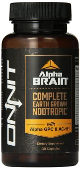 Advanced Brain Booster Nootropic Supplement 30 Ct - As Seen on the Joe Rogan Experience Price Philippines