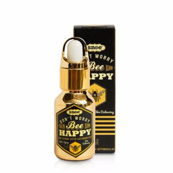 Snoe Don't Worry Bee Happy Skin Elixir 15ml Price Philippines