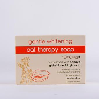 Harga Erth Origins Oat Therapy Whitening Bar Soap 135G