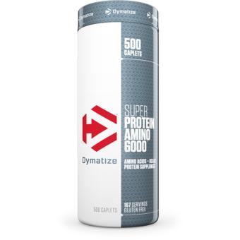 Dymatize Super Amino 6000mg Caplets Bottle of 500 Price Philippines