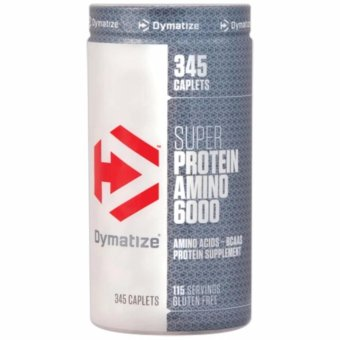 Dymatize Super Amino 6000mg Caplets Bottle of 345 Price Philippines