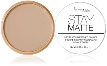 Harga Rimmel London Stay Matte Pressed Powder (Creamy Natural 011)