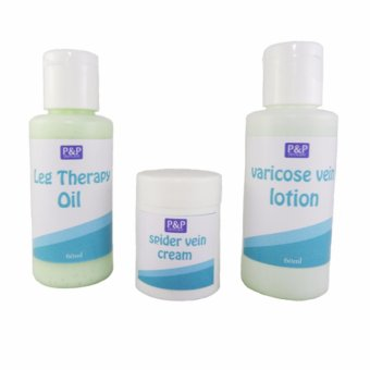 Harga Varicose Veins, Spider Veins and Leg Circulation Support Kit