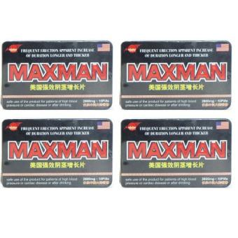 Max man Penis Enlarger Sex Enhancement Supplement Capsules box of 10 SET OF 4 Price Philippines