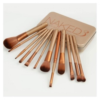 Harga Naked3 Urban Decay 12 Pcs Brush Set