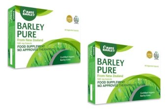 Harga Sante Pure Barley 500mg 60 Capsules Food Supplement Boxes of 2