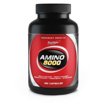 Pro Fight Amino 8000, 100 capsules Price Philippines
