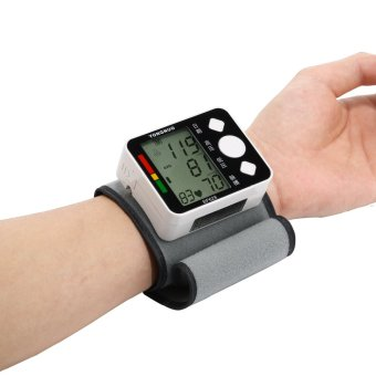 Sphygmomanometer Blood Pressure Monitor Yongnuo BP628 Wrist Style High Accuracy(...) - intl Price Philippines