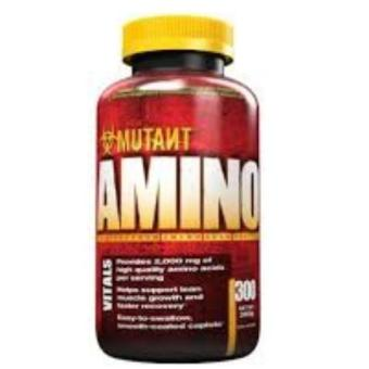 Mutant Amino 390g Tablets Bottle of 300 Price Philippines