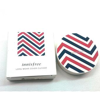 INNISFREE Long Wear Cover Cushion 14g N21 Korean Cosmetics Price Philippines
