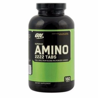 ON Superior Amino 2222 Tabs 160 Tablets Price Philippines