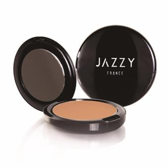 Harga JAZZY FRANCE Compact Cream Foundation CF-02
