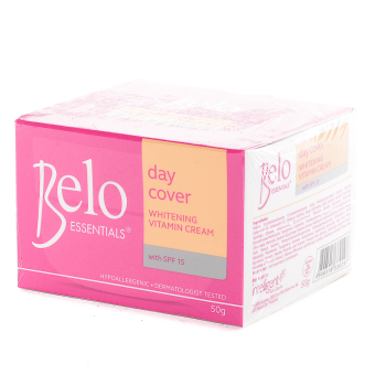 Belo Day Cover Whitening Cream SPF15 50g Price Philippines