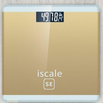 Iscale SE Digital Scale High Accuracy Weight Scale (Gold) Price Philippines
