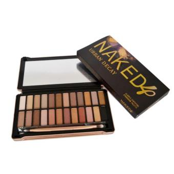 Harga Urban Decay NAKED 4 Eyeshadow Palette Earth Color OEM