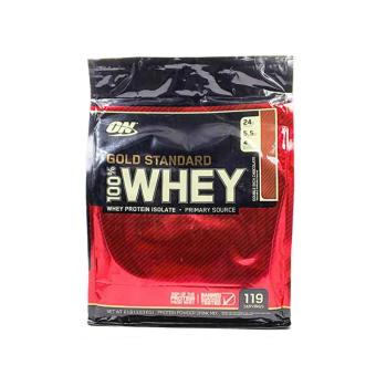 Harga Optimum Nutrition Whey gold standard, 8lb chocolate