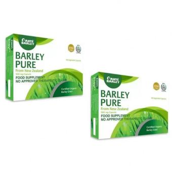 Harga Sante Barley Pure Capsule 500mg Box of 60's (Set of 2)