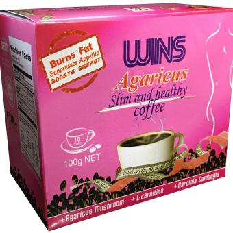 Harga WINS Slim and Healthy Coffee
