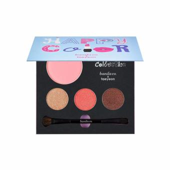 Harga Happy Color Eyeshadow Palette